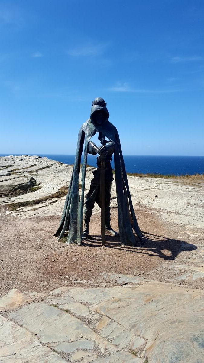 King Arthur, Tintagel